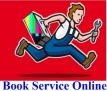 Book Service On-Line