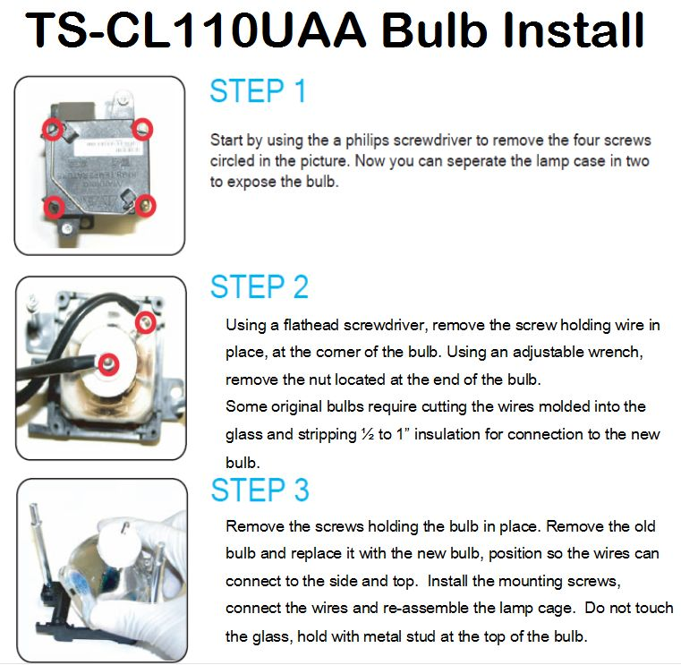 Jvc Tv Lamp And Bulb Diy Installation Guide Calgary